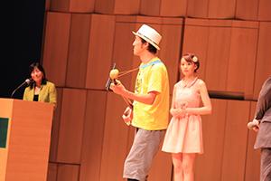 「日本にもっと三味線を/We Are Shamilly!」をテーマにプレゼンテーション